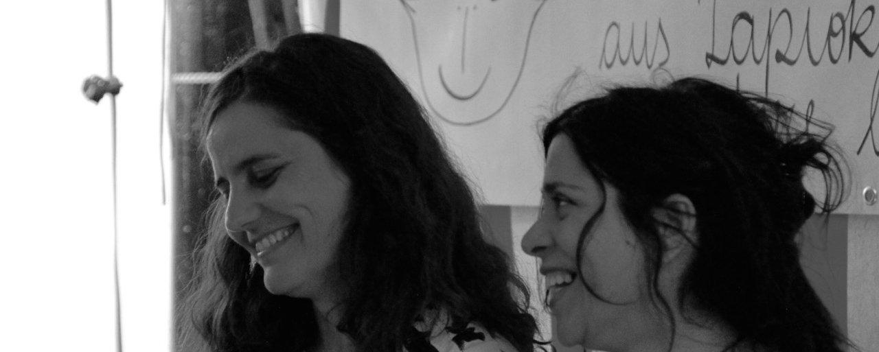 Luciana & Monica (Käsekugel.de)